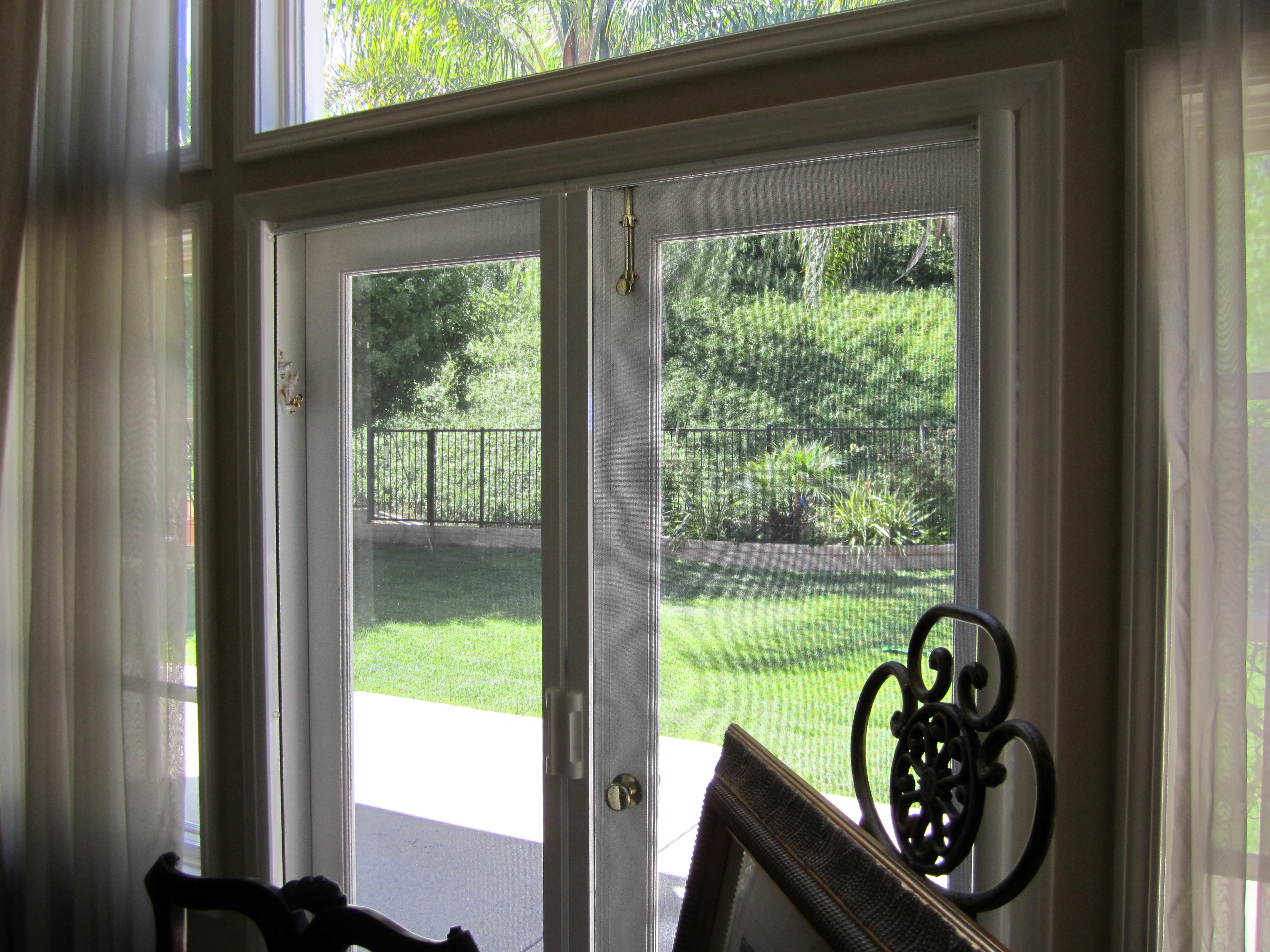 Canoga Park Retractable Screen Doors