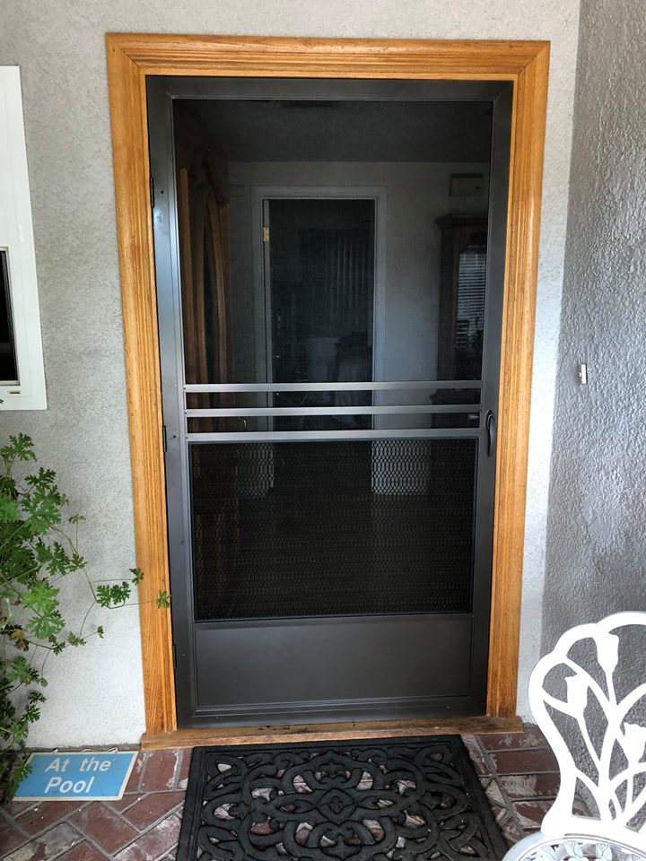Tahoe Hinged Screen Doors Thousand Oaks |