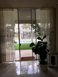 Patio Screen Door
