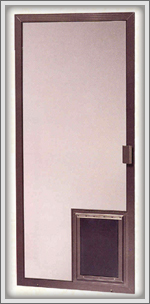 Sliding Screen Door |