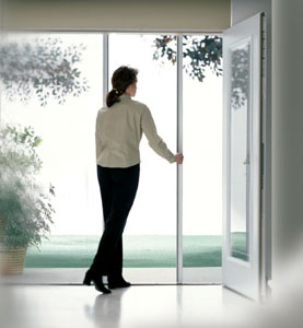 Retractable Screen Doors |