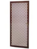 Swinging Security Screen Door