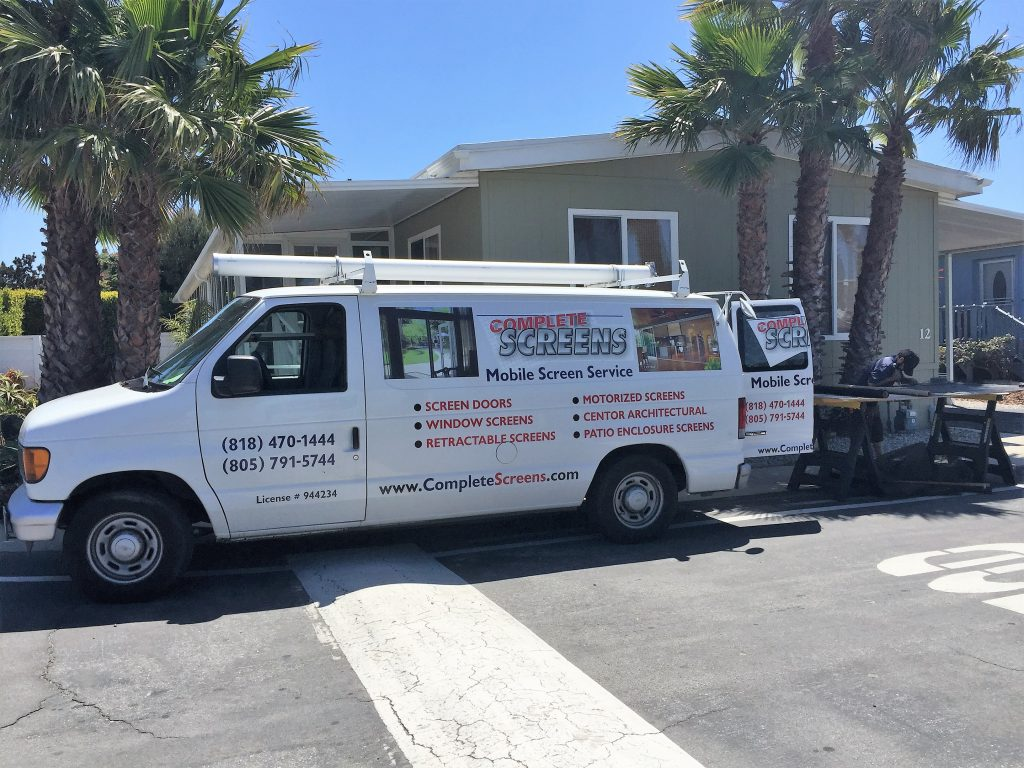Mobile Screen Vans | Mobile Screens Hollywood