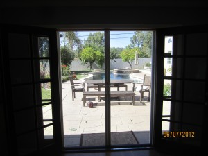 Mobile Screen Service Los Angeles | Screen Doors Los Angeles County