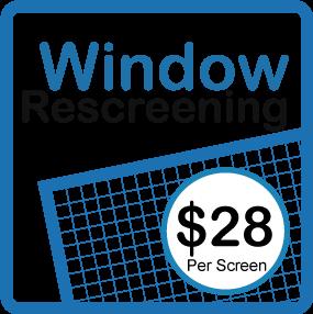 window screens |