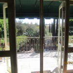 Retractable Screen Doors in Encino