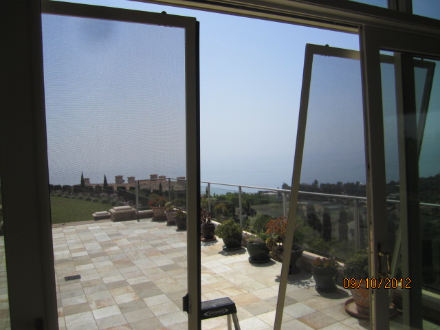 Screen Door Rescreening & Screen Door Rescreening | Licensed Contractor Custom Retractable ...