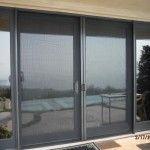 Double Set Retractable Screen Doors in Malibu | installation of Retractable screen doors Malibu and Beverly Hills