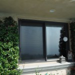 Retractable Screen Window for Kitchen Window in Malibu Home