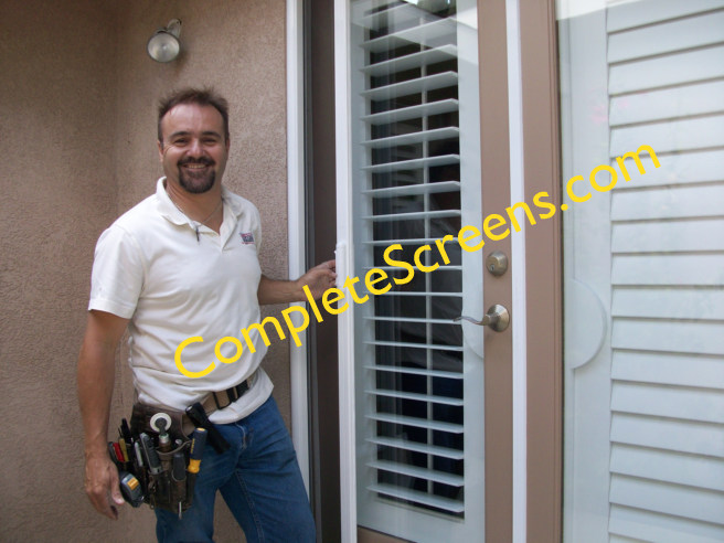 Professional and Licensed Window Screen Replacement Installer