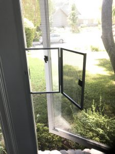 Wickets for Interior Window Screens