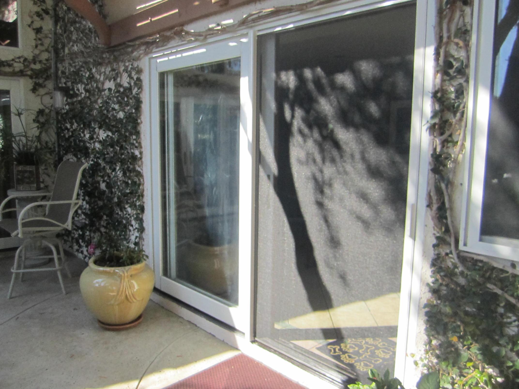 Van Nuys Retractable Screen Doors