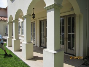 Double sets retractable screen doors | simi valley screen doors