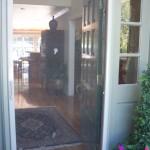 Front-Entry-Door-Hidden-Hills | Quality retractable screens installed in calabasas,malibu,topanga,hidden hills,oak park
