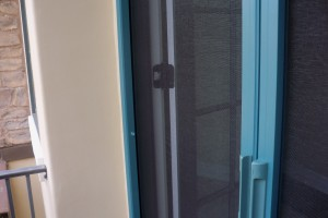 mobile home screen door