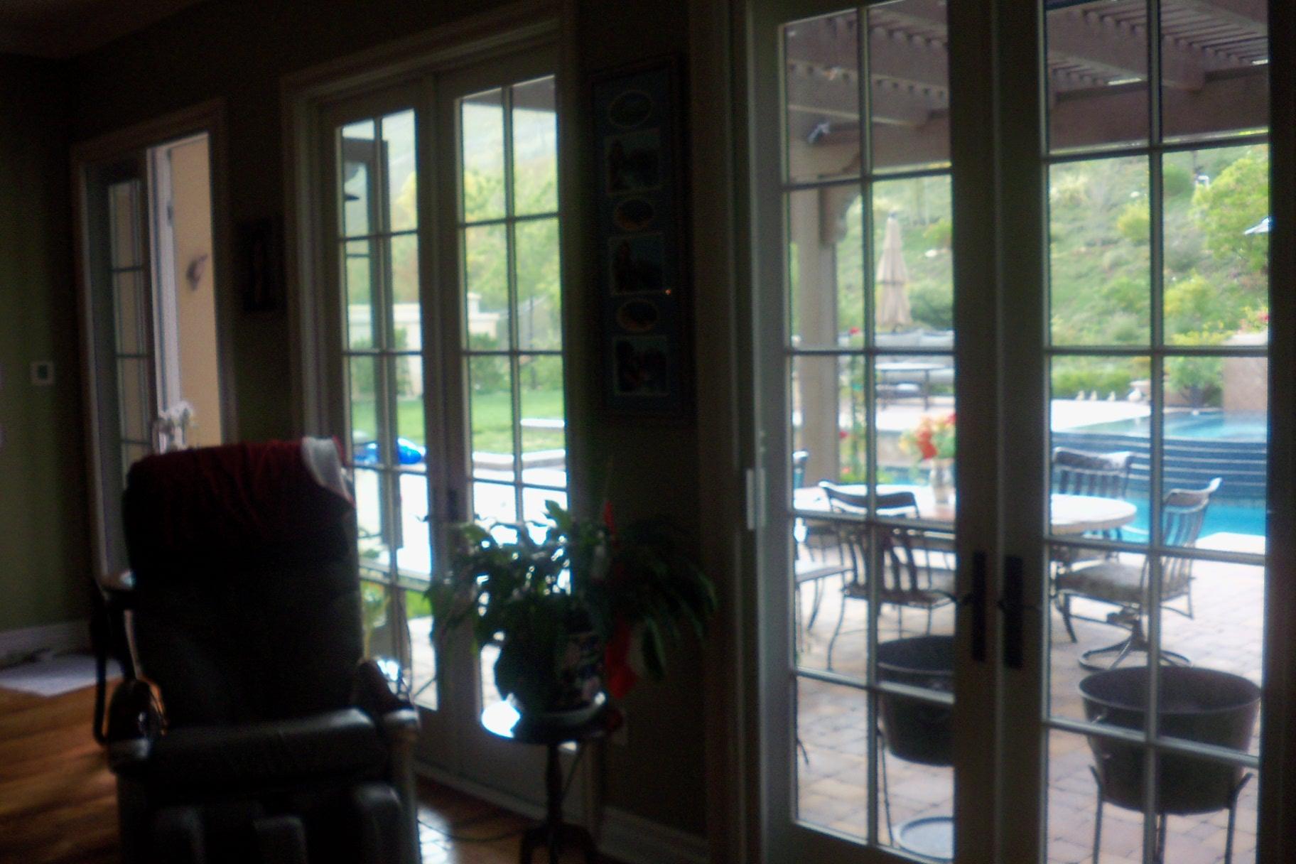 screen for doorway