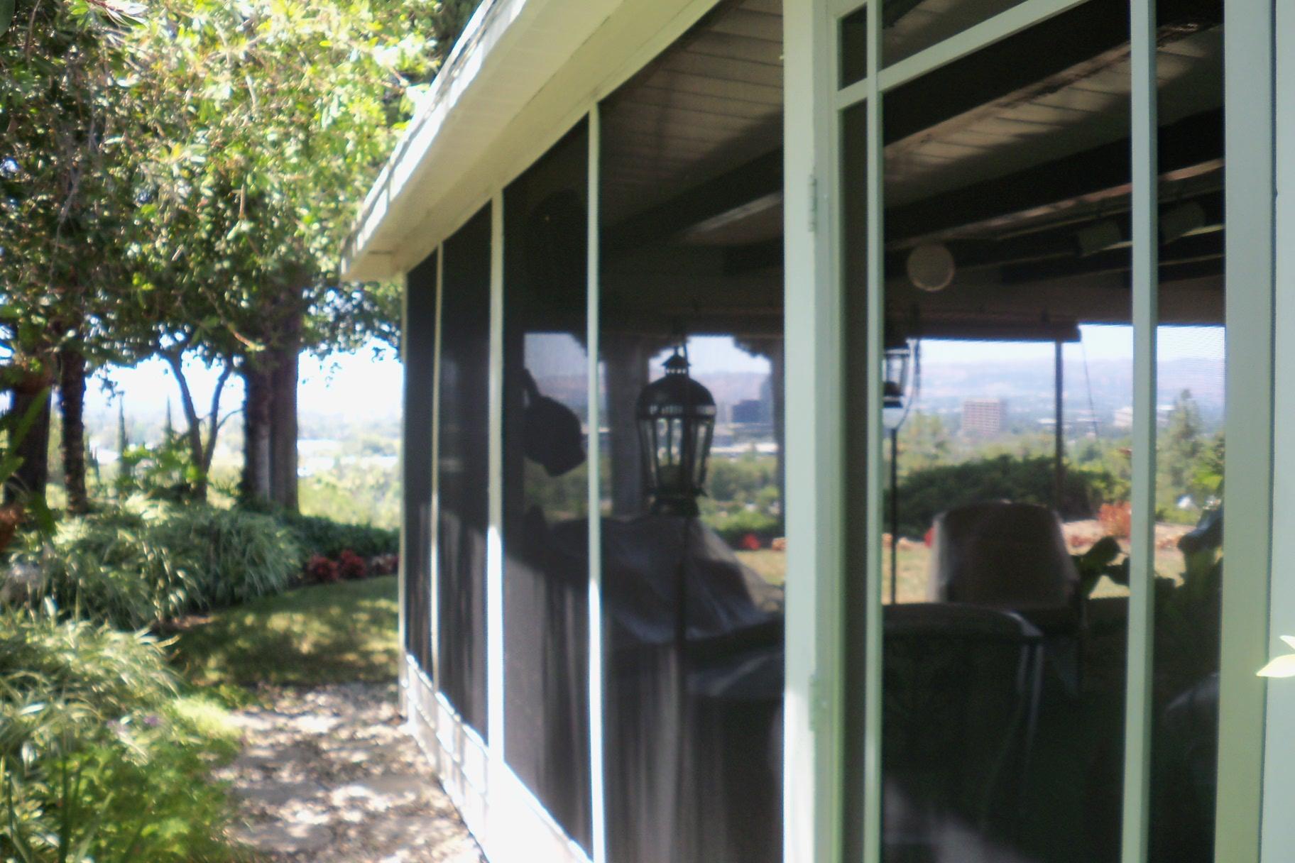 Patio enclosure Sherman Oaks |