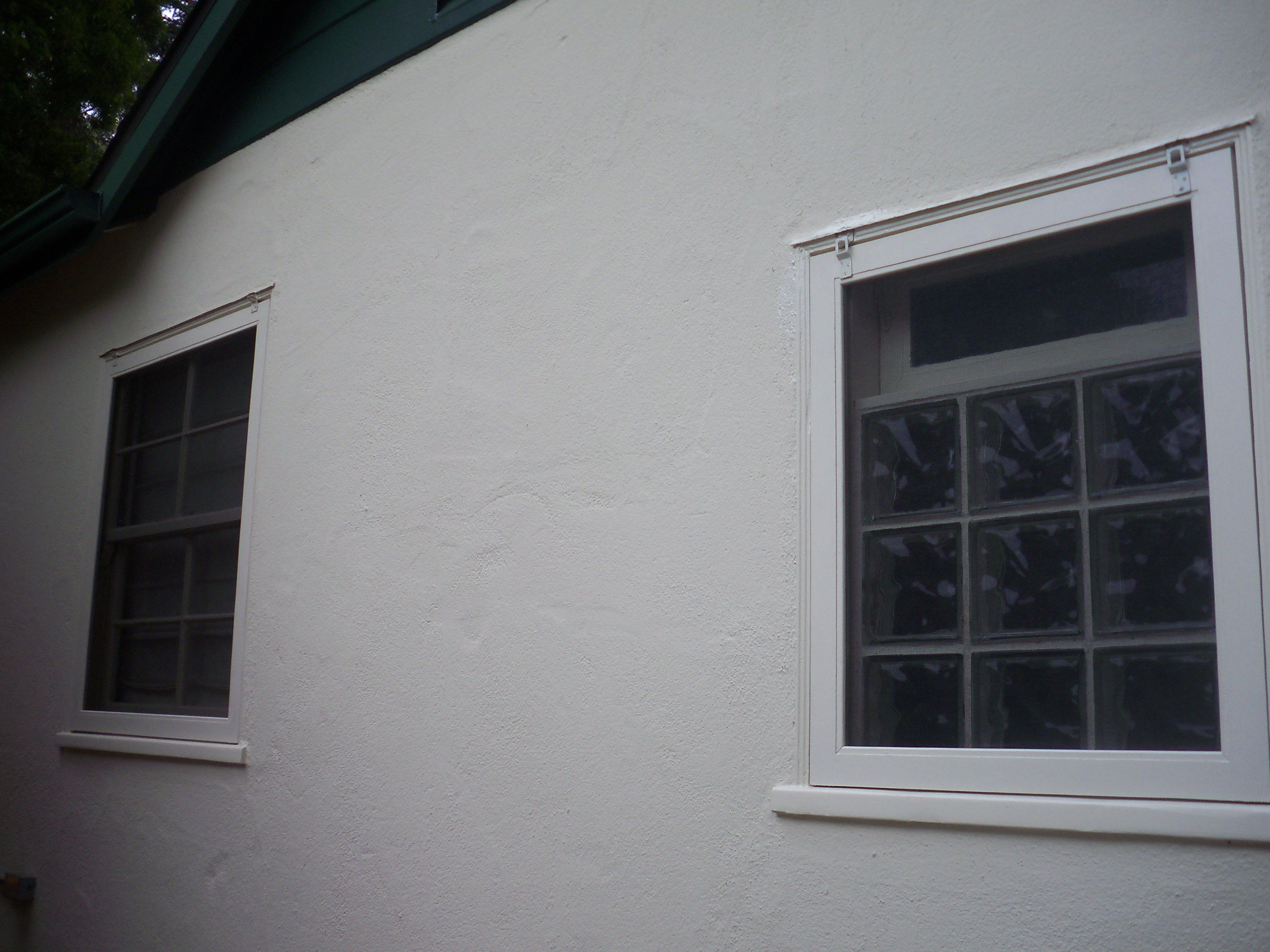 Window Screens on Sash Windows  
