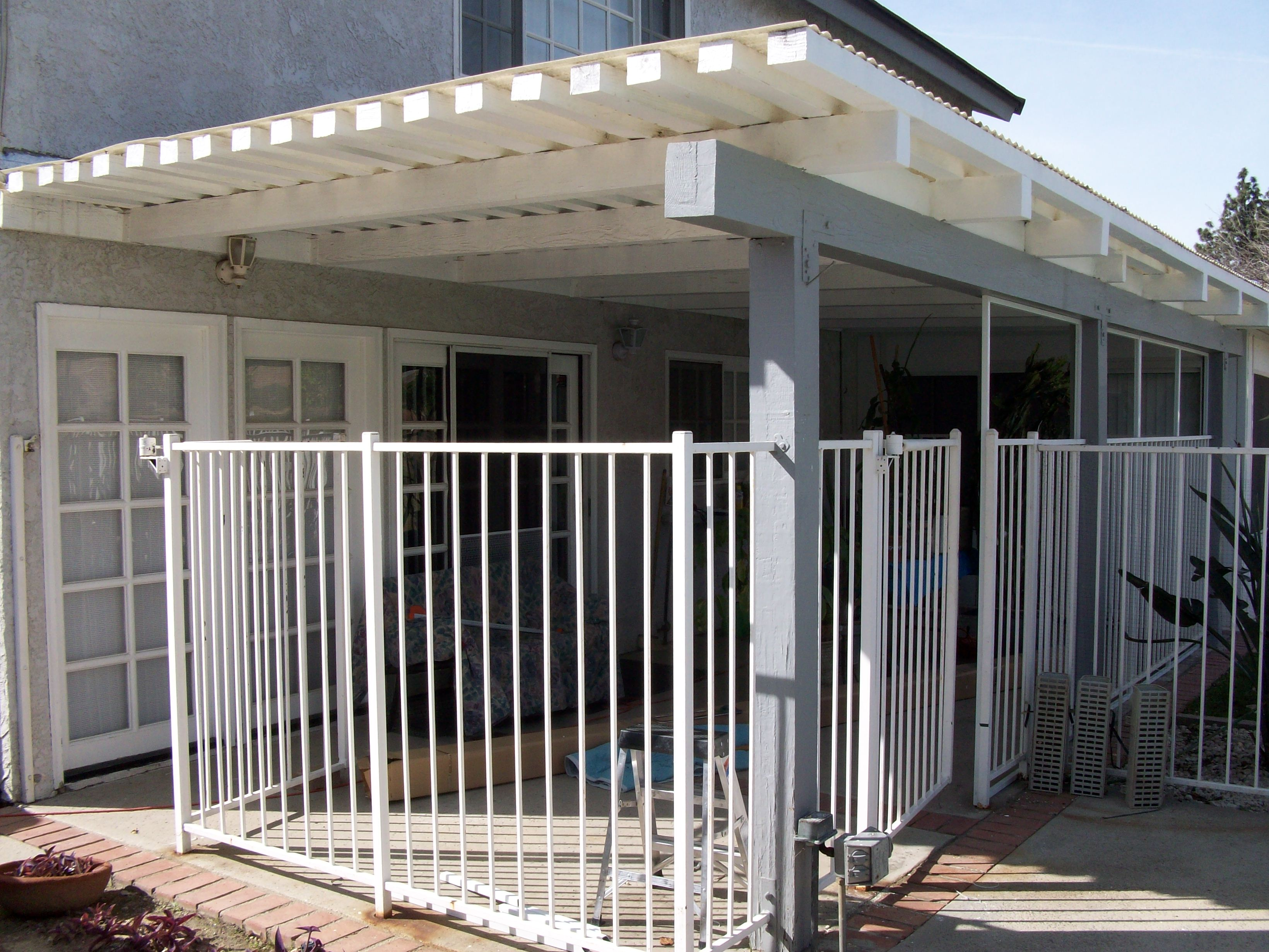 Patio enclosure Built and Installed in Agoura Hills |
