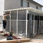 Patio enclosure Installed in Agoura Hills