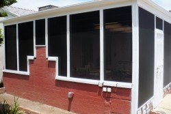 Solar Screen Panels installed in Canoga Park  