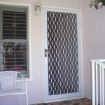 Gibraltar Swinging Screen Door