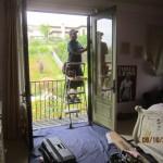 Retractable screen doors installed in Topanga | Topanga Screens