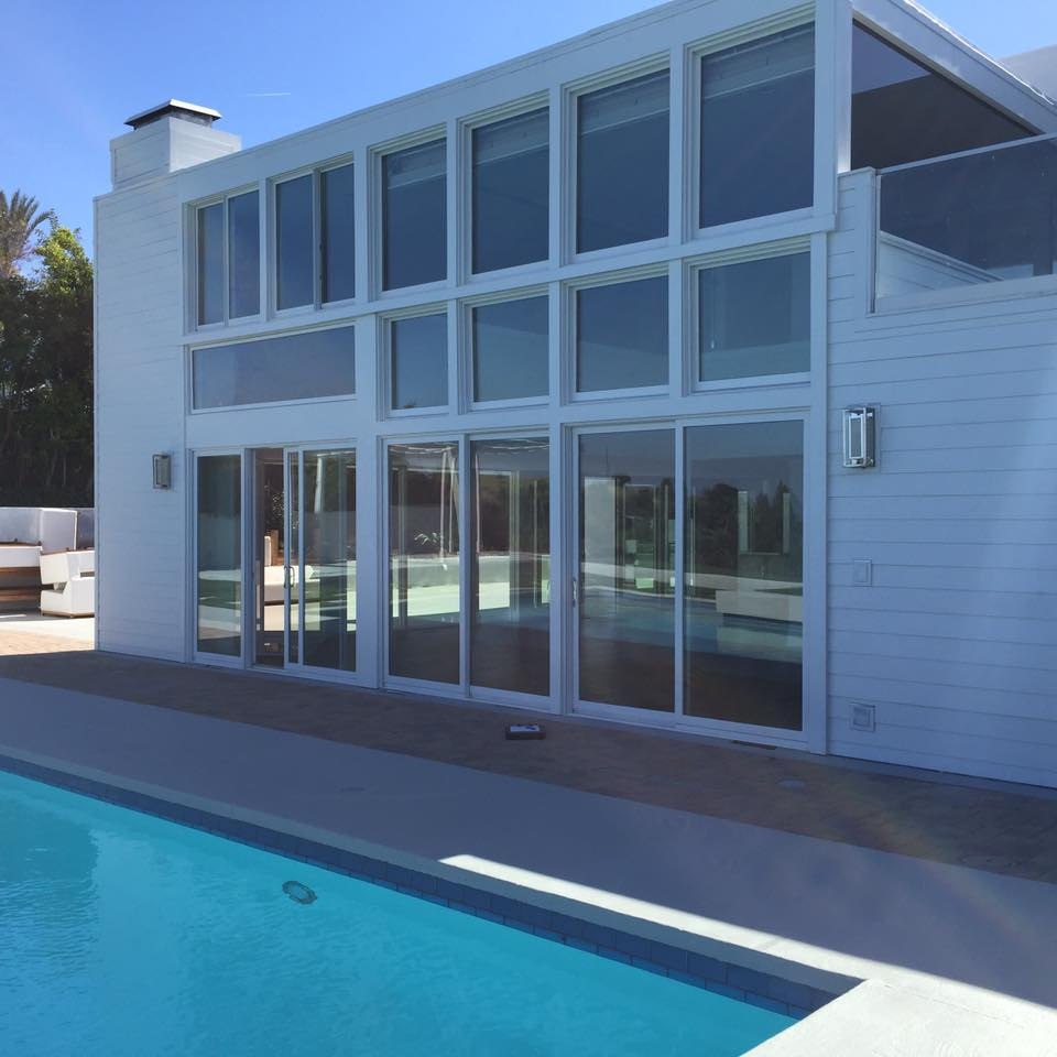 Bell Canyon Sliding Screen Doors and Window Screens