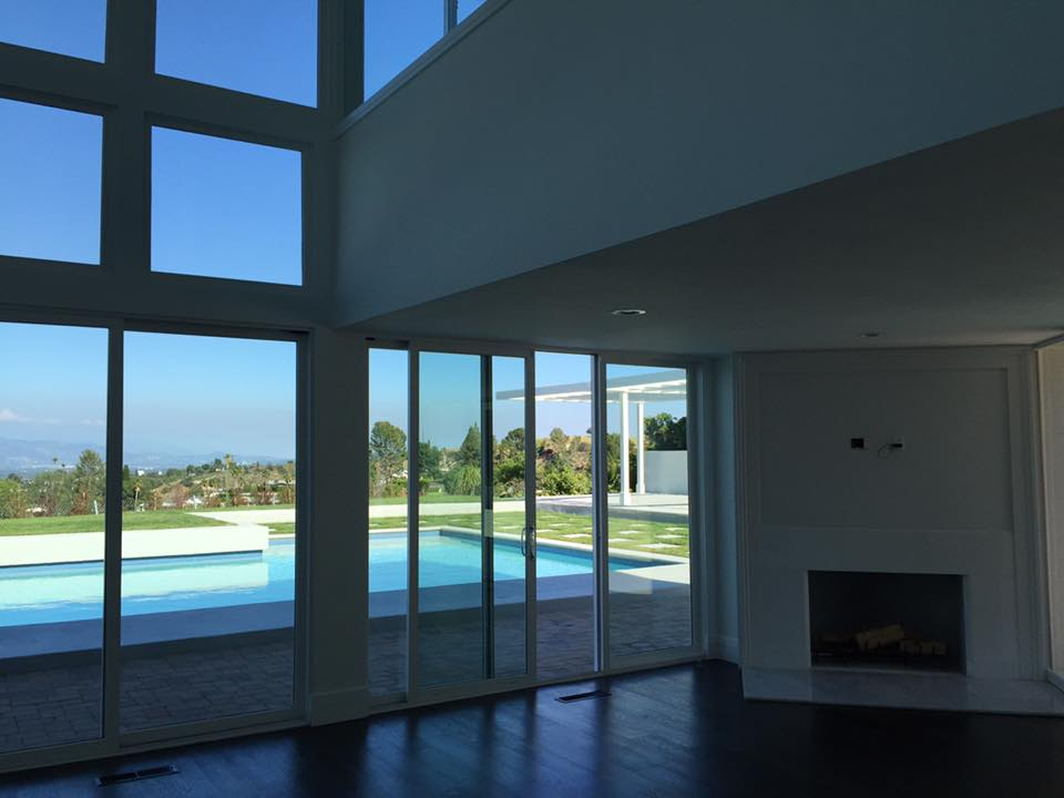 Bell Canyon Screen Doors