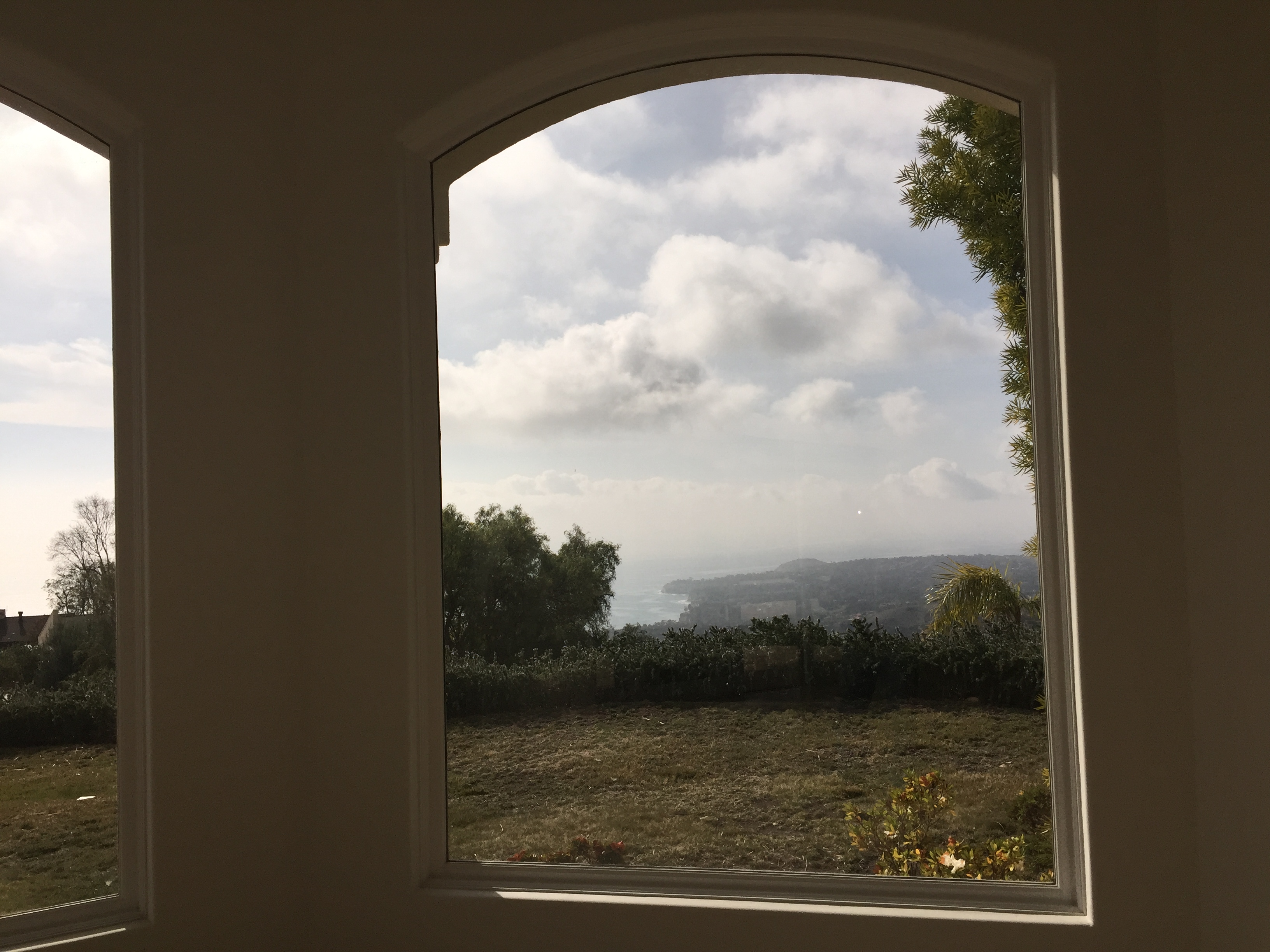 Malibu home arched window screen replacement |