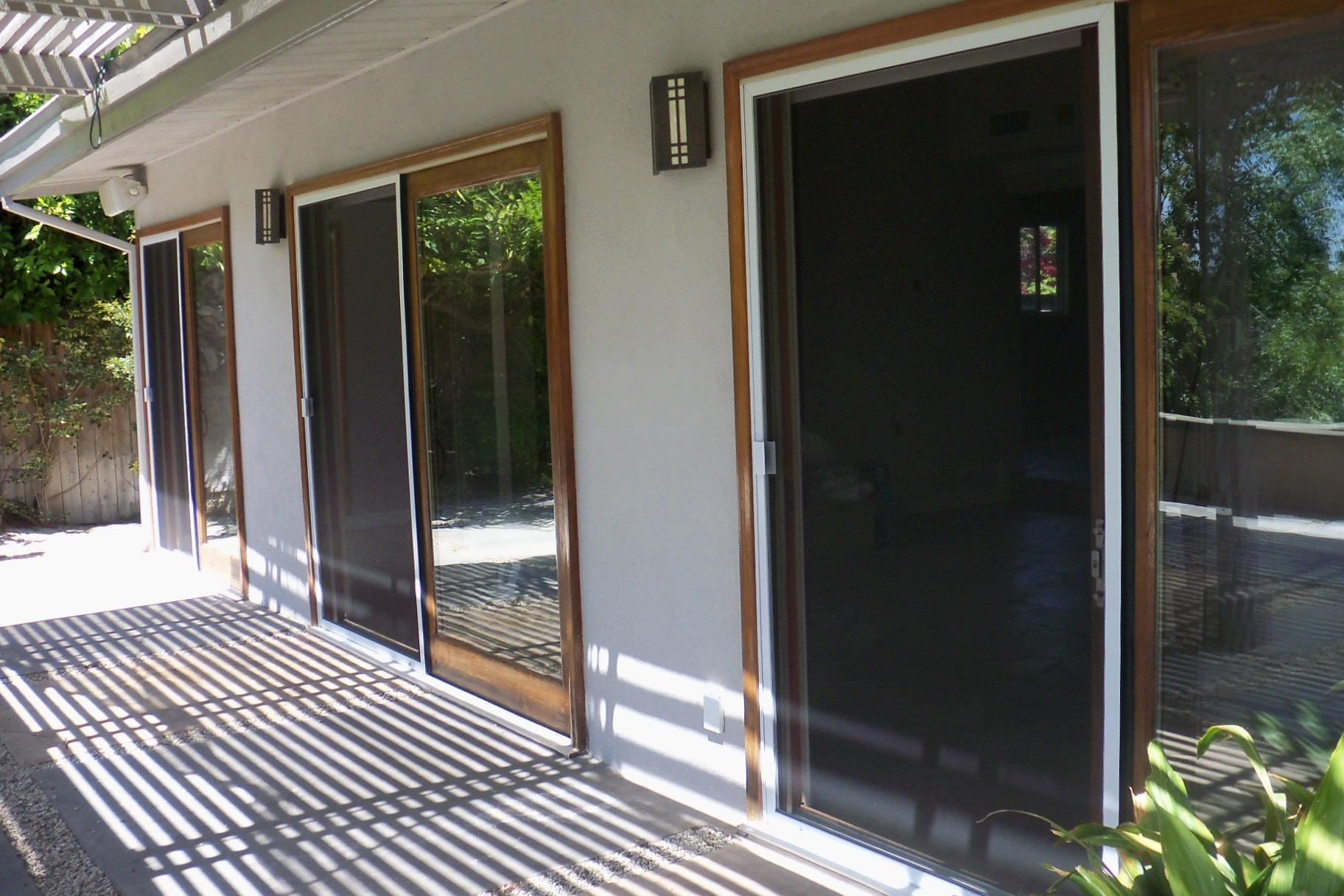 Woodland Hills Patio Sliding Screen Doors