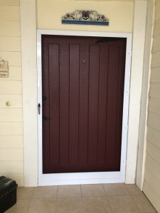 Special Order Vista 4500 Swinging Front Door Screen