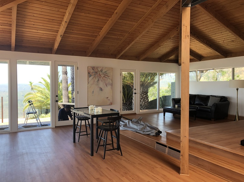 Retractables in Malibu | Every retractable screen door is designed and custom built to reflect each client's personal wants and needs.